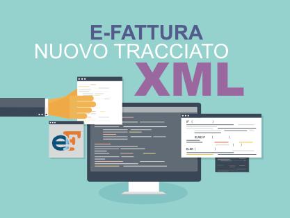 E-FATTURA: software per il nuovo tracciato xml 1.6 e nuove funzionalità