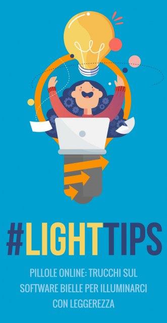 #LIGHTTIPS: i trucchi del software BiElle spiegati in una serie di webinar